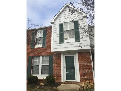 Henrico Condo/Townhouse For Sale: 7730 Balla Court #7730