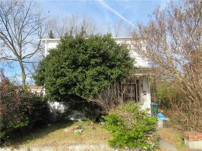 Petersburg Single Family Home For Sale: 11 Mars Street