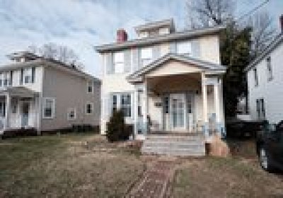 Colonial Heights Single Family Home For Sale: 218 Hamilton Avenue