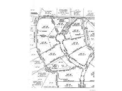 Midlothian Residential Lots & Land For Sale: 2719 Old Fort Place