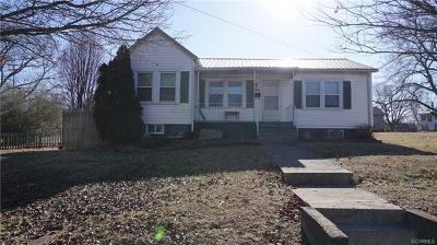 Nottoway County Single Family Home For Sale: 304 Park Avenue