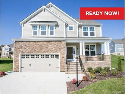 Henrico County Single Family Home For Sale: 10895 Holman Ridge Road