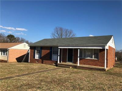Richmond Single Family Home For Sale: 4011 Vial Road