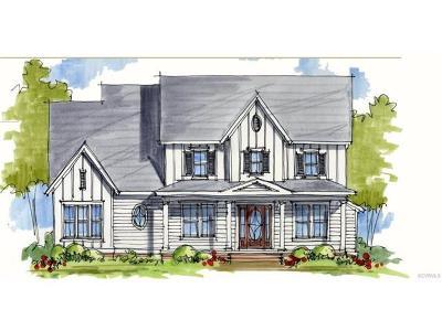 Midlothian Single Family Home For Sale: 1337 Ascot Hill Terrace
