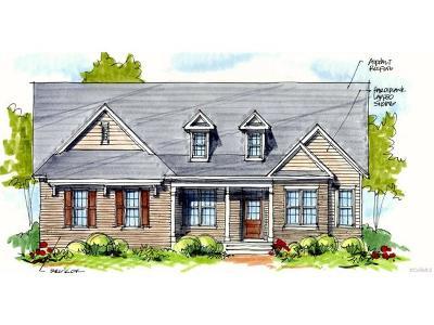 Midlothian Single Family Home For Sale: 1412 Ascot Hill Terrace