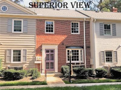 Henrico Condo/Townhouse For Sale: 9107 Derbyshire Road #G