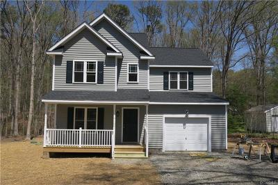 South Chesterfield Single Family Home For Sale: 21109 Baileys Lane