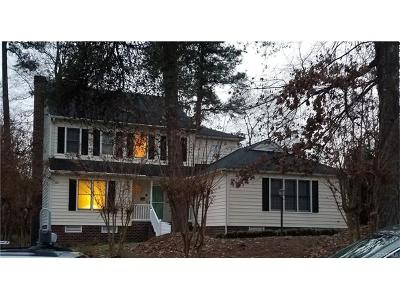 Henrico Single Family Home For Sale: 2309 Penniman Terrace