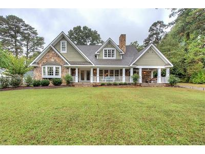 Henrico County Single Family Home For Sale: 804 Westham Parkway
