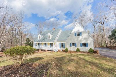 South Chesterfield Single Family Home For Sale: 14522 Fox Knoll Drive