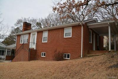 Farmville Single Family Home For Sale: 804 West Third St.