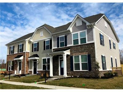 Chesterfield Condo/Townhouse For Sale: 7833 Etching Street #R-B
