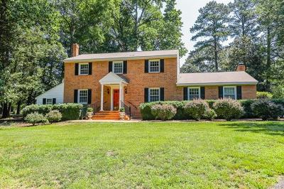 Hanover County Single Family Home For Sale: 13060 Riverside Circle
