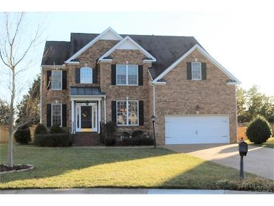 Henrico Single Family Home For Sale: 11805 Mason Park Way