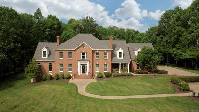 Goochland County Single Family Home For Sale: 1559 South Ponds Trail