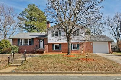 Colonial Heights Single Family Home For Sale: 113 Sherwood Drive