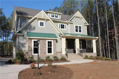 New Kent County Single Family Home For Sale: 5156 Brandon Pines Drive