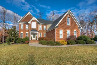 Midlothian Single Family Home For Sale: 14224 Post Mill Drive
