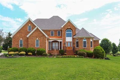 Powhatan County Single Family Home For Sale: 270 Petersburg Road