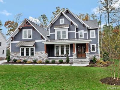 Midlothian Single Family Home For Sale: 15306 Amethyst Drive