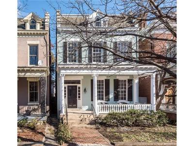 Richmond Single Family Home For Sale: 1702 Grove Avenue
