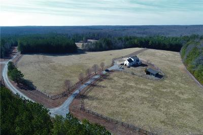 Goochland County Single Family Home For Sale: 4311 Tabscott Pines Road