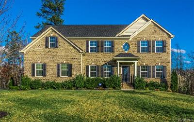 Chesterfield VA Single Family Home For Sale: $454,999