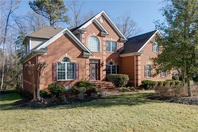 Chesterfield Single Family Home For Sale: 14104 Summercreek Place