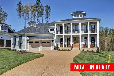 Chesterfield County, Henrico County Single Family Home For Sale: 7112 Bonallack Bend