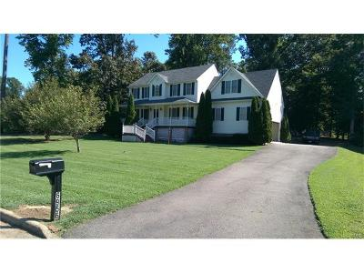 Prince George VA Single Family Home For Sale: $244,950