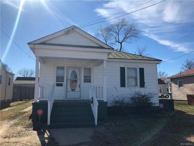 Colonial Heights Single Family Home For Sale: 215 Maple Avenue
