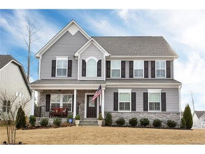New Kent Single Family Home For Sale: 7730 Flowering Magnolia Lane
