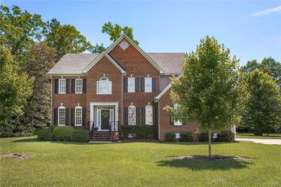 Henrico County Single Family Home For Sale: 3504 Lavecchia Way