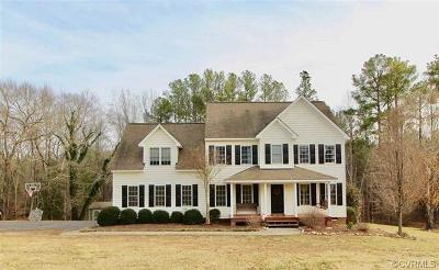 Goochland Single Family Home For Sale: 5197 Duval Road