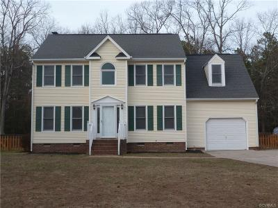 Mechanicsville Single Family Home For Sale: 9158 Jump Circle