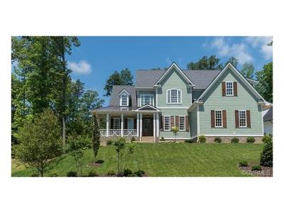 Henrico Single Family Home For Sale: 8601 Raleigh Manor Court