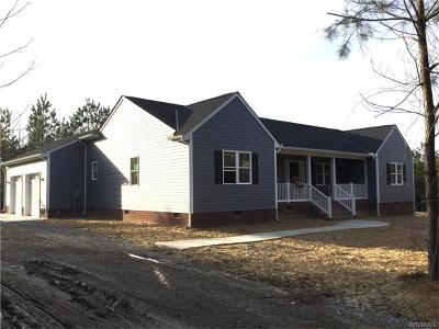 New Kent Single Family Home For Sale: Red Juniper Lane