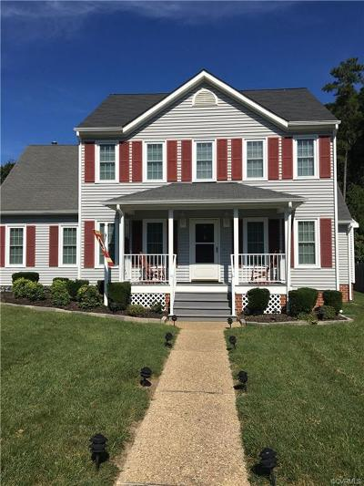Henrico Single Family Home For Sale: 11828 Sandy Bluff Drive