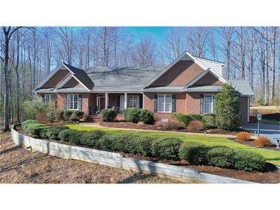 Powhatan County Single Family Home For Sale: 2785 East Maple Grove Lane