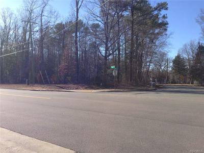 Henrico Residential Lots & Land For Sale: 1500 &1502 Francis Road