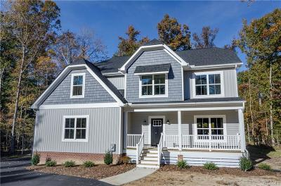 Midlothian Single Family Home For Sale: 9031 Sugar Hill Place