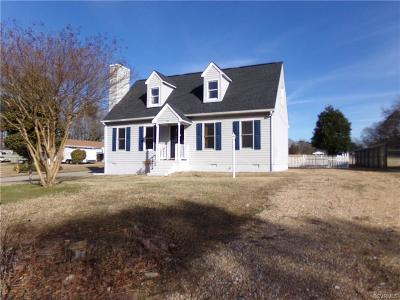 Hopewell Single Family Home For Sale: 913 Perrymont Road