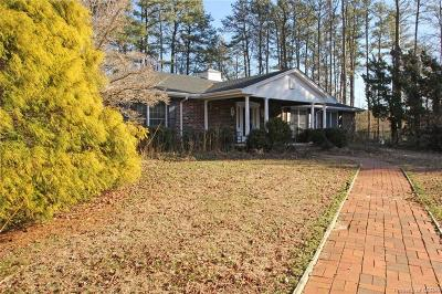 Heathsville Single Family Home For Sale: 2496 Hacks Neck Road