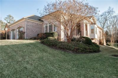 Midlothian Single Family Home For Sale: 2287 Founders Hill Court