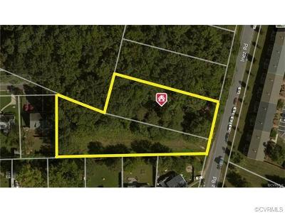 Henrico Residential Lots & Land For Sale: 1404 & 1402 Inez Road