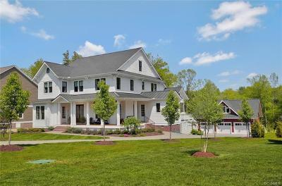 Midlothian Single Family Home For Sale: 16236 Old Castle Road
