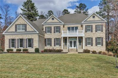 Chesterfield County Single Family Home For Sale: 16330 Fox Creek Forest Drive