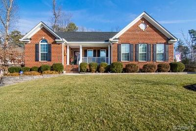 South Chesterfield Single Family Home For Sale: 1500 Quiet Forest Lane