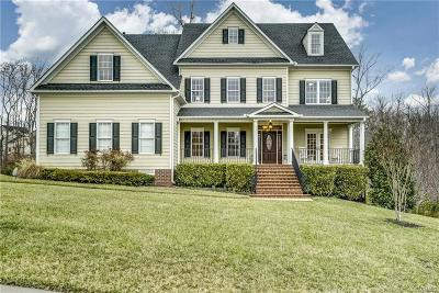 Chesterfield Single Family Home For Sale: 3206 Handley Road
