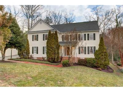 Henrico Single Family Home For Sale: 7901 Blueberry Hill Court